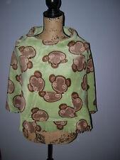 Child WHEELCHAIR PONCHO Cape, Coat,shorter back so no bulk,Sz 6-14,Special needs