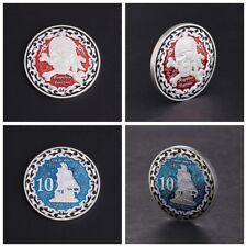 Famous Pirate Augustine Herman Commemorative Coin Collection Arts Gifts Souvenir