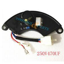 250V 470UF Voltage Regulator AVR For LIHUA 4KW 5KW Single Phase Generator