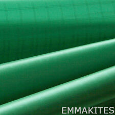 1m Waterproof Ripstop Polyester Fabric Ultra Thin for Stunt Kite Making Repairin Dark Green