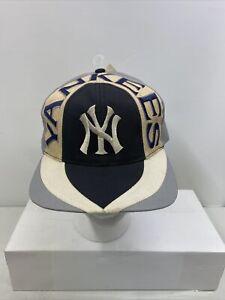 New York Yankees Twins Enterprise Mlb Genuine Merchandise Snapback Hat Splash Ny