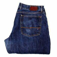 "TOMMY HILFIGER Mercer Straight Fit  men Jeans Size 38 (inseam 31 1/2"")"