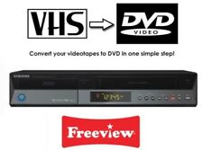SAMSUNG DVD-VR350 VHS VCR DVD Combination Recorder Combi Copy VHS Video to DVD