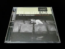 Live On Letterman Music From The Late Show CD Jerry Garcia Grisman Grateful Dead