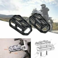 Pair CNC Motorcycle Foot Peg Extender Pedal Rest For HONDA CB500X 2015 2016