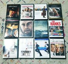 Tom Hanks Dvd Lot of 14 Movies (Castaway, The Green Mile, Forrest Gump, Sully)