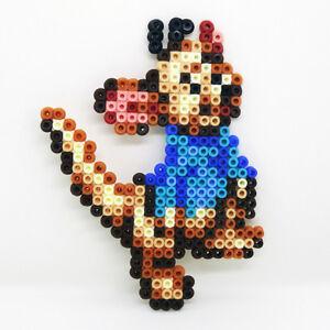 Disney Winnie Pooh BABY ROO kanga beaded retro coaster wall art fun kids