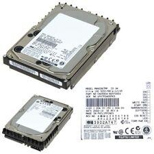 Disco Duro Fujitsu MAM3367MP 36.7gb 15k Ultra160 SCSI 68-pin 8.9cm