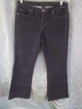 Calvin Klein Dark Wash Boot Cut Jeans Size 10 NWOT