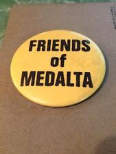 Medicine Hat Alberta Medalta Pottery Collectors button/pin