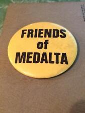 Medicine Hat Alberta Medalta Pottery Collectors button/pin