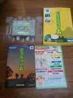 Animal Crossing For N64 / Doubutsu no Mori (Nintendo 64, 2001) With BOX Japanese