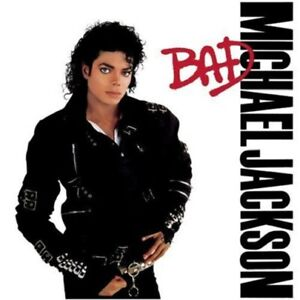 Michael Jackson Bad reissue vinyl LP gatefold sleeve NEW/SEALED