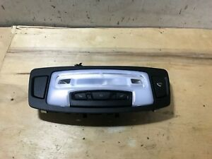 BMW OEM F33 428I 435I M4 CONVERTIBLE 14-16 FRONT OVERHEAD DOME LIGHT SOS SWITCH