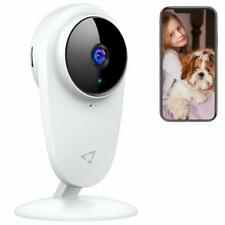 Baby Monitor Pet WiFi Camera 1080P 2.4Ghz Indoor Camera with Night