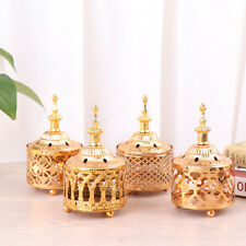 New listing Middle East European Style Incense Burner Home Decor Ornament Candle Holders