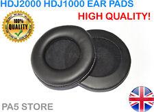 Almohadillas de espuma para Pioneer Hdj2000 Hdj1000 Hdj 2000-Alta Calidad-Reino Unido Vendedor