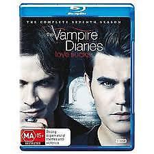 The Vampire Diaries - Season 7 Blu-Ray [New/Sealed]
