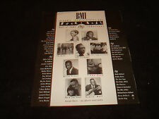 Rock & Roll Hall Of Fame 1991 ad The Byrds, Ike & Tina Turner, Wilson Pickett