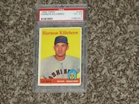 Harmon Killebrew 1958 Topps PSA 4 #288 Hall of Fame HOF Twins Iconic PSA 4