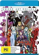 Sword Art Online 2 : Part 4 (Blu-ray, 2016)New, ExRetail Stock (D126)