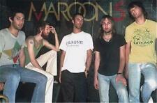Maroon 5 Rare Poster