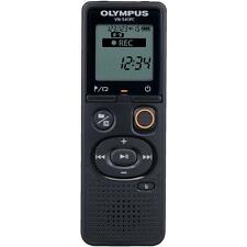 Olympus VN541PC Digital Voice Recorder 4GB Micro-USB Cable with Playback - Black