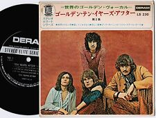 """TEN YEARS AFTER Golden Vol.2 I Woke Up/A Sad Song JAPAN 7"""" EP 4 track LS230"""