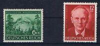 Deutsches Reich MiNr 855 + 856 postfrisch **