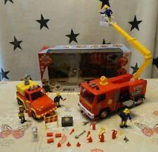 Simba Feuerwehrmann Sam Set, Fahrzeuge Jupiter 2.0, Venus, Figur Penny, Schnuffi