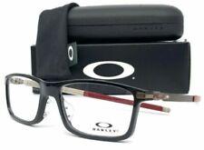 Oakley Pitchman OX8096-0555 Polished Black / Demo Lens 55mm Eyeglasses