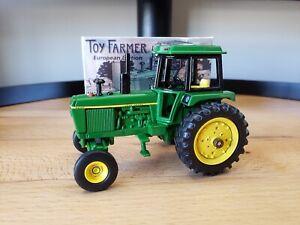 Ertl Toy Farmer John Deere 4230 Diesel Tractor with Sound Gard Cab European 1:43