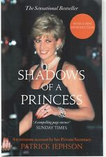 SHADOW OF A PRINCESS DIANA - BY PATRICK JEPHSON PAPERBACK BOOK