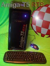 Amiga-T5 Retro sistema de torre. Commodore A500