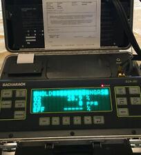 BACHARACH ECA-450 ENVIRONMENTAL COMBUSTION ANALYZER 24-7221, ECA450, 247221
