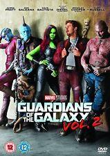 Guardians of The Galaxy: Vol. 2 - DVD, 2017