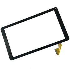 "STOREX eZee Tab 10010-S 10"" Touch Screen Digitizer Front Panel"