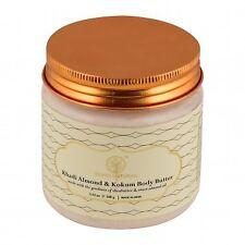 Khadi Natural Almond & Kokum Body Butter, 100g Free Shipping