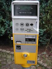 Originale Digitale Parkuhr Fa. Kienzle mit sämtlichen Schlüsseln, guter Zustand