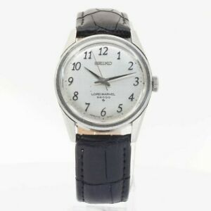 Vintage SERVICED SEIKO LORD MARVEL 5740-8000 36000 MENS WATCH Japan