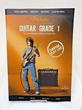 AX Music Guitar Grade 1 Book Compose Play Live Contemporary with CD