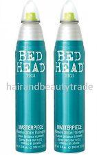 2x TIGI Bed Head Urban Canvas Masterpiece Shine Hairspray 340ml FAST TRACKED!!
