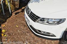 Sonderaktion Spoilerschwert Frontspoilerlippe Cuplippe aus ABS für VW Passat CC