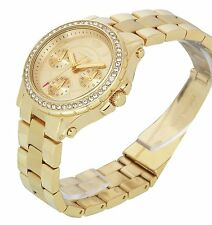 Juicy Couture Pedigree Women's Quartz Watch with Gold Dial Analogue Display 1105