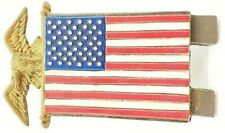 Midwest of Cannon Falls Doorknocker Topper American Flag