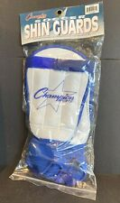 Champion Sports Soccer Shin Guard Adult  Large NEW