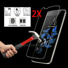 For LG Stylo 2/ Stylus 2 Plus 2X HD 9H Real Tempered Glass Film Screen Protector