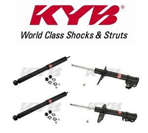 For KYB 4 Struts Shocks Toyota Rav4 All Modles 96-00 334241-334242 343272