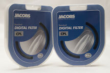 Jacobs Digital 77mm and 82mm CPL Circular Polariser Lens Filters CIRPL New