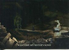 Hobbit Battle Of 5 Armies Foil Base Card #20 Welcome My Sister?s Sons!